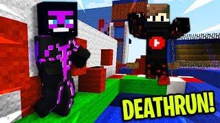 NIEMOŻLIWY WODNY DEATHRUN w Minecraft!