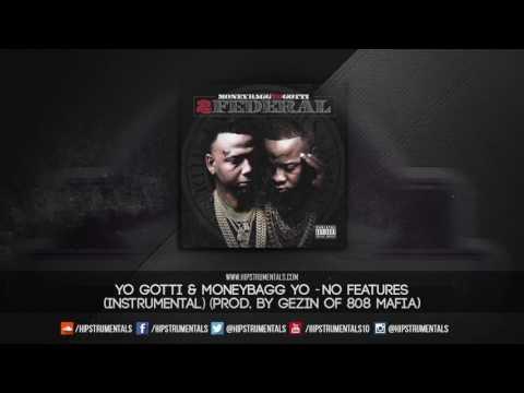 Yo Gotti & MoneyBagg Yo - No Features [Instrumental] (Prod. By Gezin) + DL via @Hipstrumentals