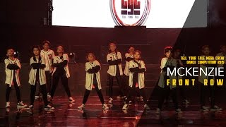 Gambar cover McKenzie | Tell Your Tale Mega Crew Dance Competition 2015