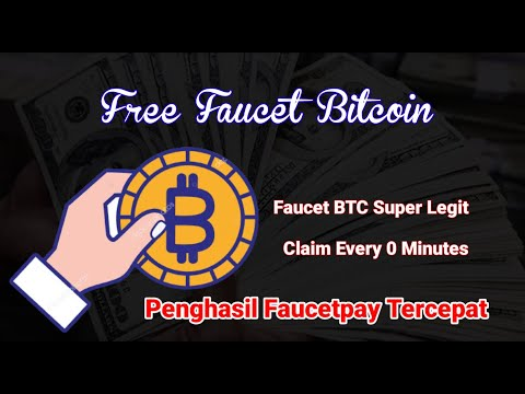Free Bitcoin // Faucet BTC Claim Every 0 Minutes