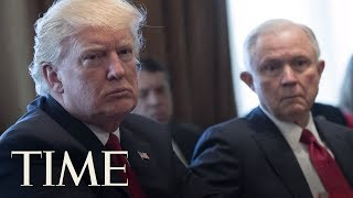 President Trump Forces Out Attorney General Jeff Sessions | TIME