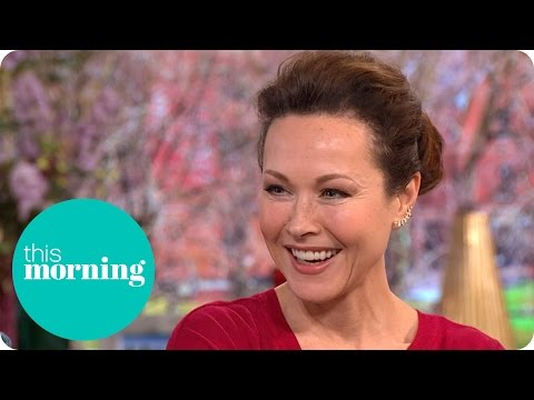 Casualty's Amanda Mealing On Her Emotional Storyline | This Morning
