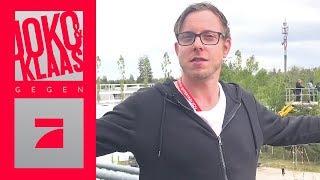 Studio Tour mit Frank Tonmann: So ist es Behind the Scenes! | Joko und Klaas gegen ProSieben