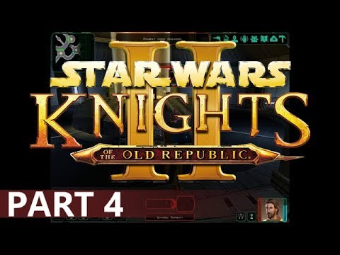 Knights of the Old Republic 2 - A Dark-Side Playthrough, Part 4