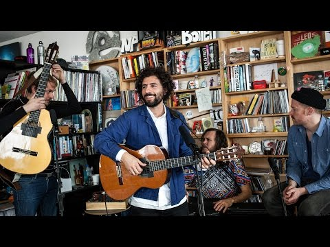 José González: NPR Music Tiny Desk Concert
