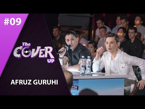 The Cover Up 9-son Afruz guruhi (4-mavsum 09.06.2019)