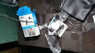 Boya microphone | Boya Omnidirectional Lavalier Condenser Microphone | clip on microphone | Mic