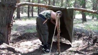 Выживание в лесу(Простые способы выживания в лесу: поведение, получение воды, устройство лагеря, изготовление ловушек на..., 2013-07-21T19:16:42.000Z)