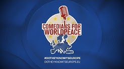 [Extended Version] Comedians for Worldpeace - Do they know it's Europe | Neo Magazin Royale