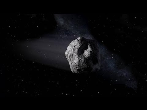Thumbnail: Large Asteroid Is Passing Close by Earth in Two Weeks