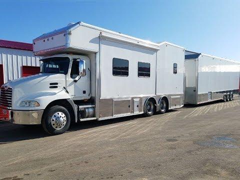 Scott Bintz Racing - For Sale: 2006 Mack Vision Toter/Motorhome