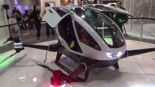 tren tay ehang 184  drone khong lo cho nguoi