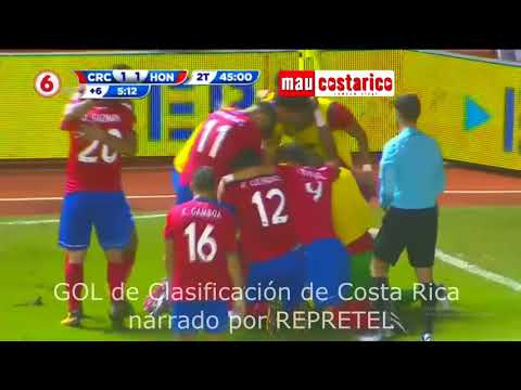Costa Rica vs Honduras, ESPN, TELETICA, REPRETEL y TVC de Honduras