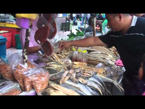 Kuching's Sunday Market