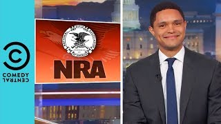 Everyone's Breaking Up With The NRA | The Daily Show With Trevor Noah