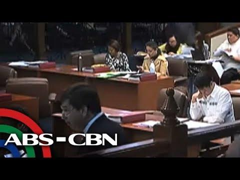 Bandila: Sakop ng personal income tax exemption, pinalawak ng Senado