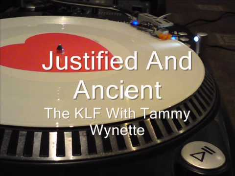 Justified And Ancient   The KLF And Tammy...