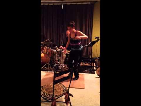 Leeza Regulbuto- Tap Dancing
