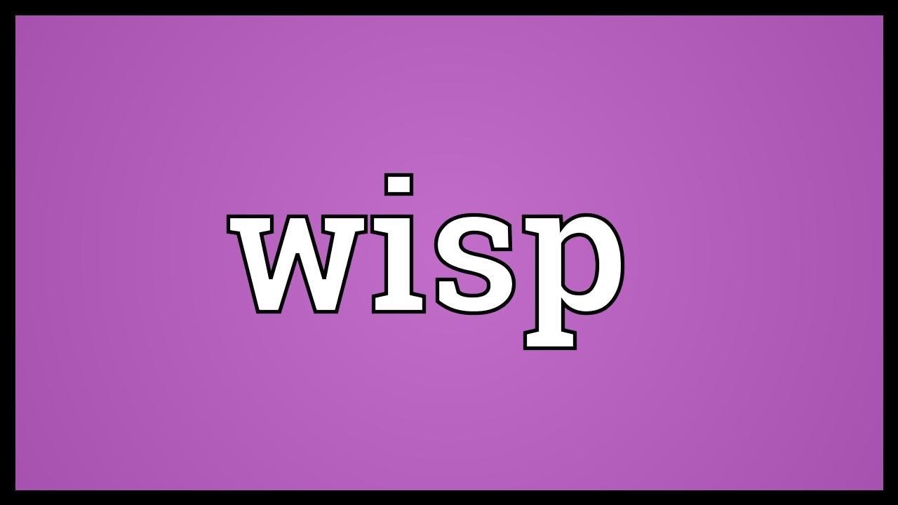 wisps definition