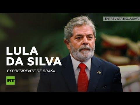 """Lula da Silva a RT: """"No admitiremos que en pleno siglo XXI un Gobierno ilegitimo gobierne Brasil"""""""