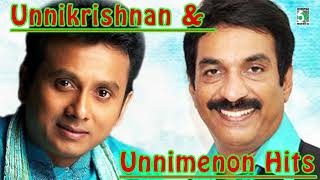 Unnikrishnan & Unnimenon Super Hit Collection Audio Jukebox