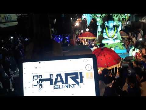 Ganpati Festival (Amba nagar ) 8 Sep 2018 Dj Hari surat