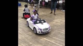 Bentley drive in