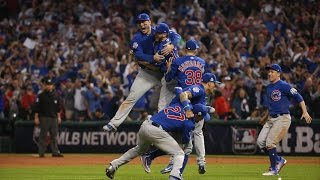 RELIVE THE CHICAGO CUBS POSTSEASON 2016