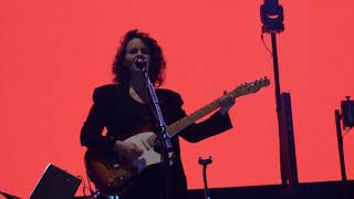"""Anna Calvi: """"First We Kiss"""", All Together Now, Waterford, Ireland"""