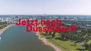 Jetzt nach Düsseldorf!