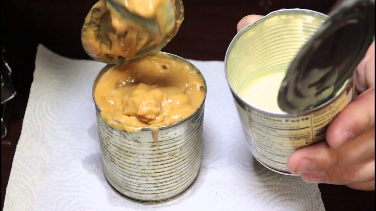how to make runny caramel