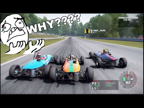 Project CARS Online - A Bad Day