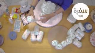 بالفيديو .. هدية مبتكرة للمولود تبهر الجميع