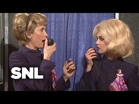 Flight Announcement - Saturday Night Live