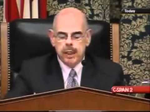 Economics/American: Tax Payer Fraud - Ron Paul Questions Ben Bernanke Caught In A Lie.flv