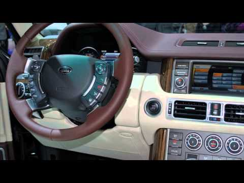range rover autobiography ultimate edition - YouTube