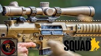 Squad - LONE WOLF SNIPER | M110 SASS 7.62mm
