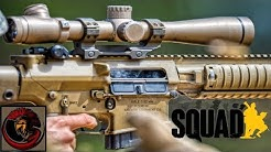 Squad - LONE WOLF SNIPER | M110 SASS 7.62mm