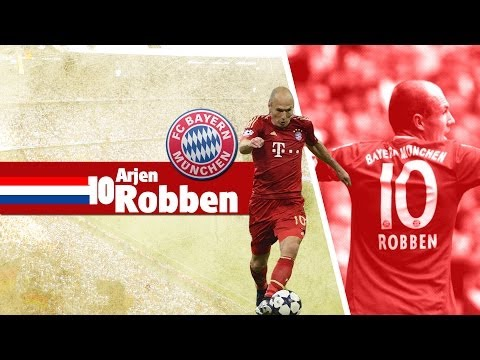 Arjen Robben - Ultimate Skills and Goals 2014 - HD