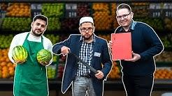 Abu Antar Supermarkt sucht Arbeiter (TEIL 2.) ⎮ Younes Jones