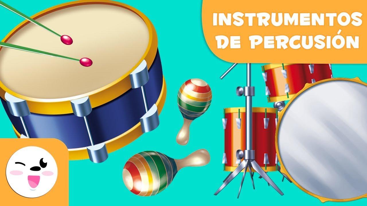 Los Instrumentos De Percusión Para Niños Episodio 3 Aprende Música Youtube