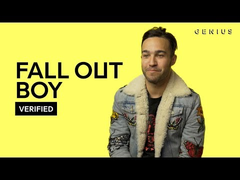 Fall Out Boy Thnks fr the Mmrs  Lyrics & Meaning  Verified