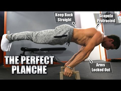How To Planche For Beginners | Barstarzz