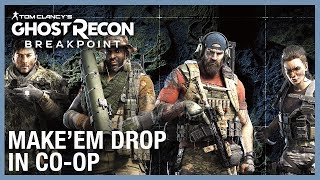Ghost Recon Breakpoint: Green Beret Talks Co-op Gameplay | Ubisoft [NA]