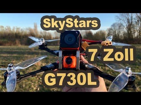 Skystars G730L 7 Zoll FPV Racer 4S-6S