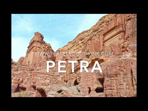 How to Petra Jordan by Cruise Ship - Cost,  time,  currency - Travel Food Drink