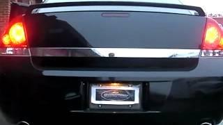 2008 3.9L V6 IMPALA EXHAUST UPGRADE FROM NOYZBOYZ IN TORONTO