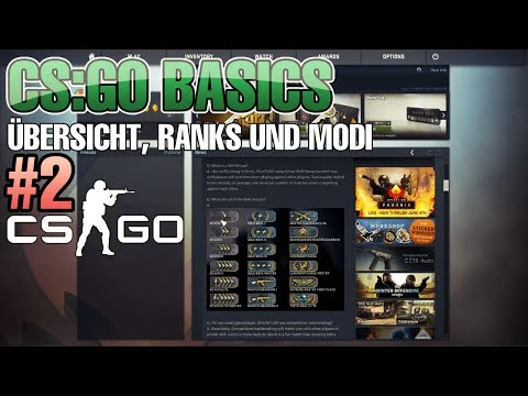 cs go rank system vorstellung doovi. Black Bedroom Furniture Sets. Home Design Ideas