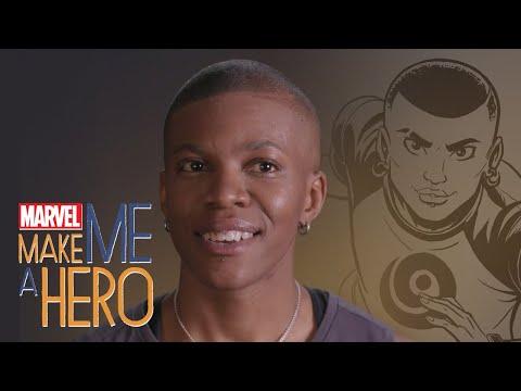 Super Hero Fitness Trainer | Marvel Make Me a Hero