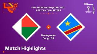 Мадагаскар  1-0  ДР Конго видео